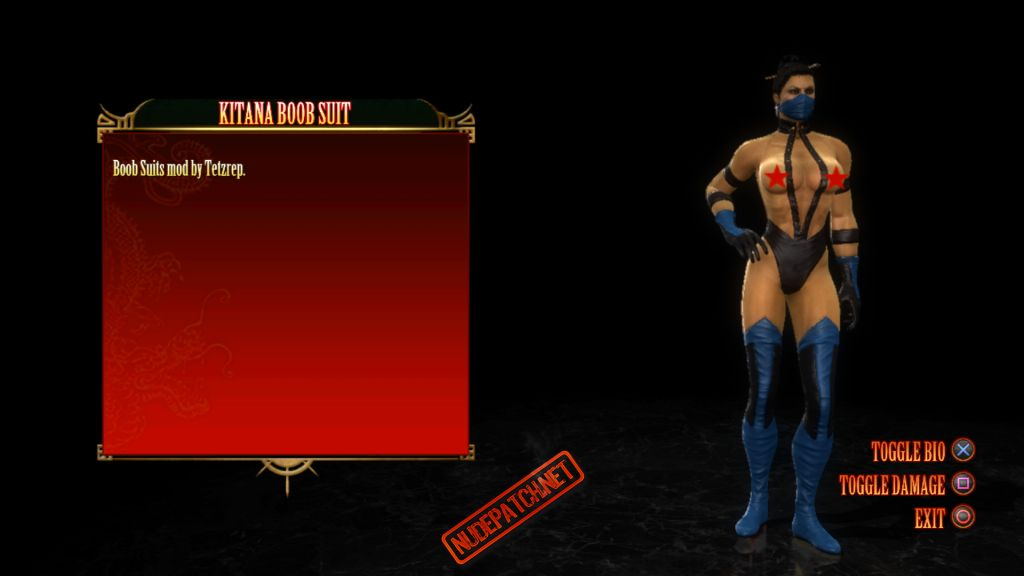 hot naked video game characters female
