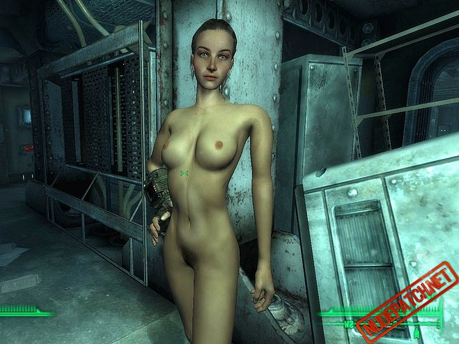 Fall out 3 nude mods