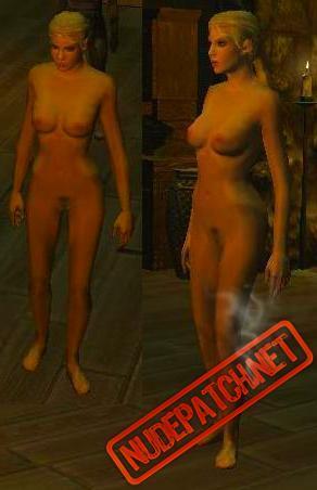 Neverwinter Online: Nude Mod -