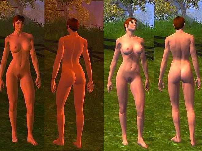 the sims nude patch Adult