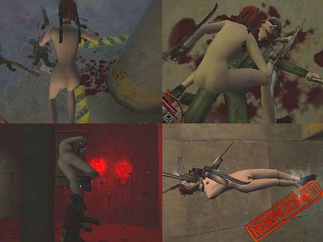 tn rayne nude skin BloodRayne 2 PC File: Nude Patch Babe