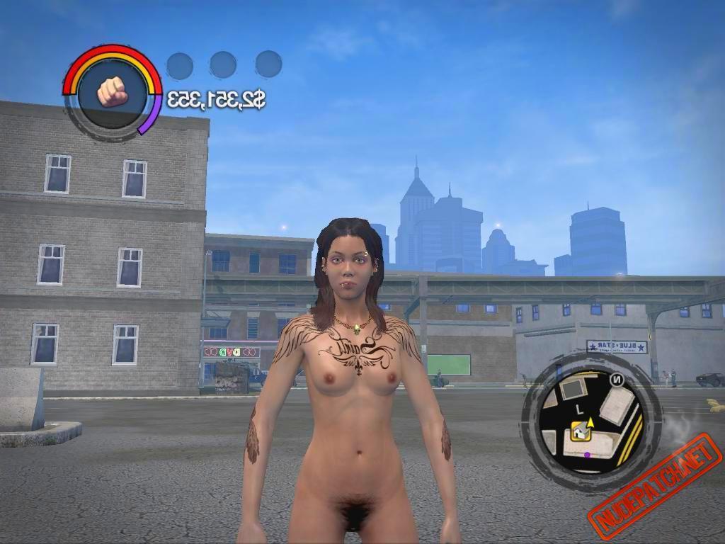 saints row pussy nude