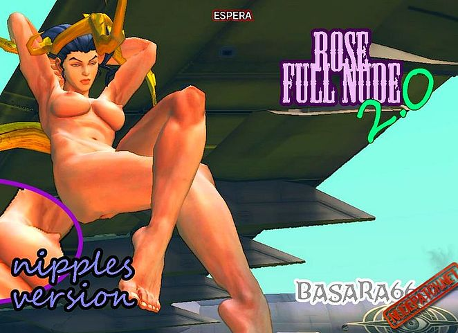 Super Street Fighter Iv nude patch