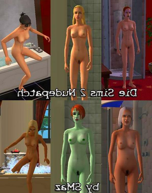 The sims 2 nudist nudity