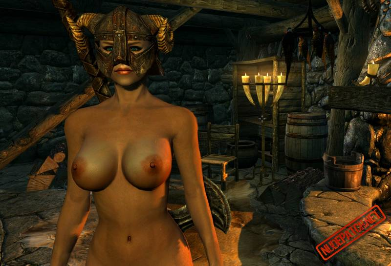 Skyrim nude patch