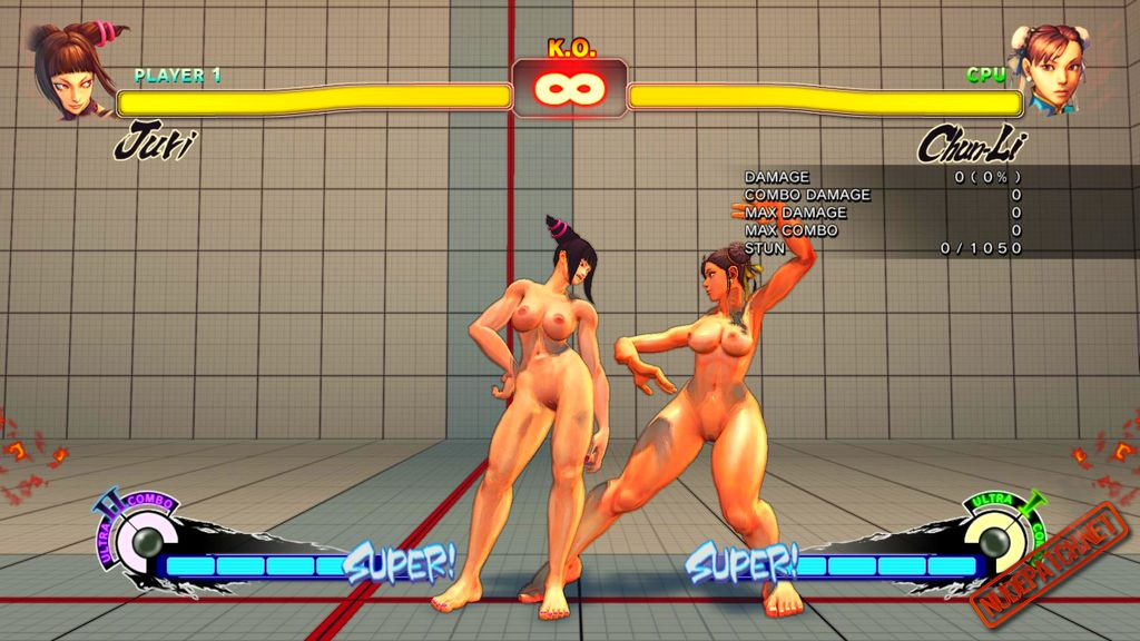 Street fighter iv nude