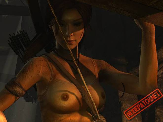 Tomb raider 2013 nude patch videos 2