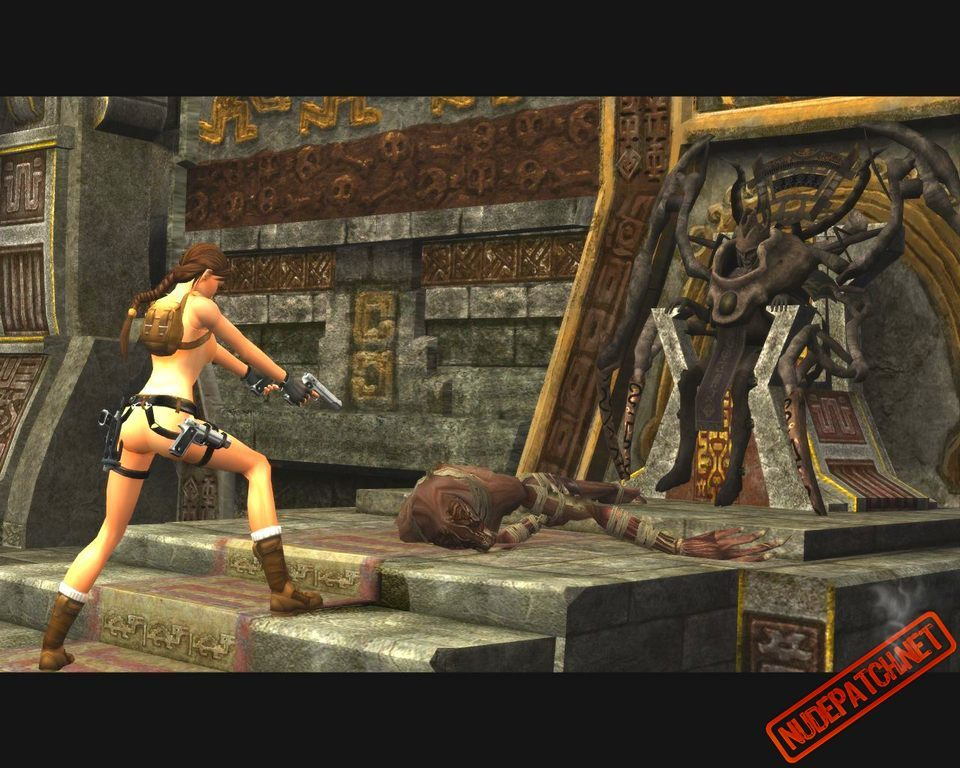 Tomb Raider Anniversary Патчи