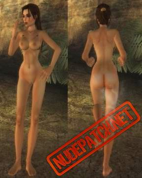 tomb raider legend nude