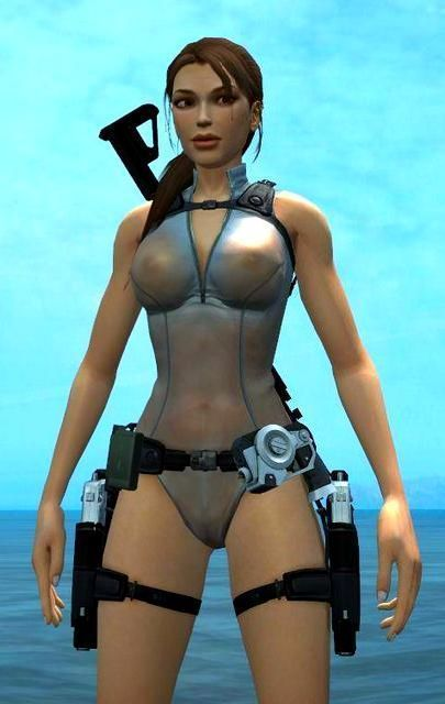 tomb raider nude patch for lara croft. I think each player, at least time in ...