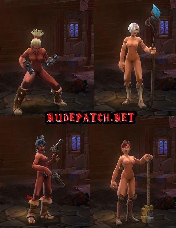 nude mod Bioshock