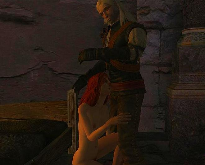 witcher 3 sex mod