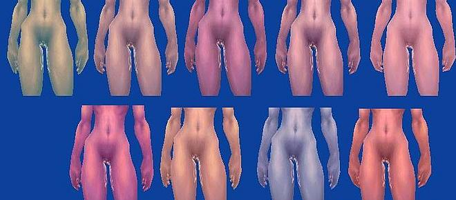 Nude mod WoW nude patch | Skins: elf, wet
