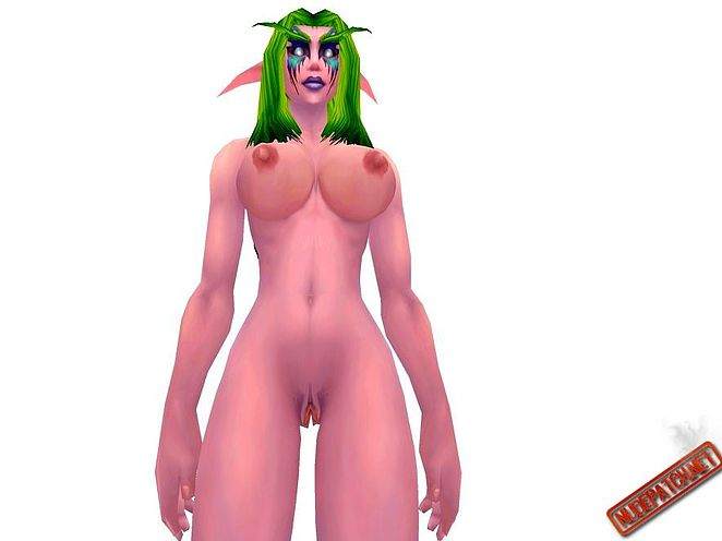 female nude wow npcs All