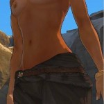 topless Prince of Persia