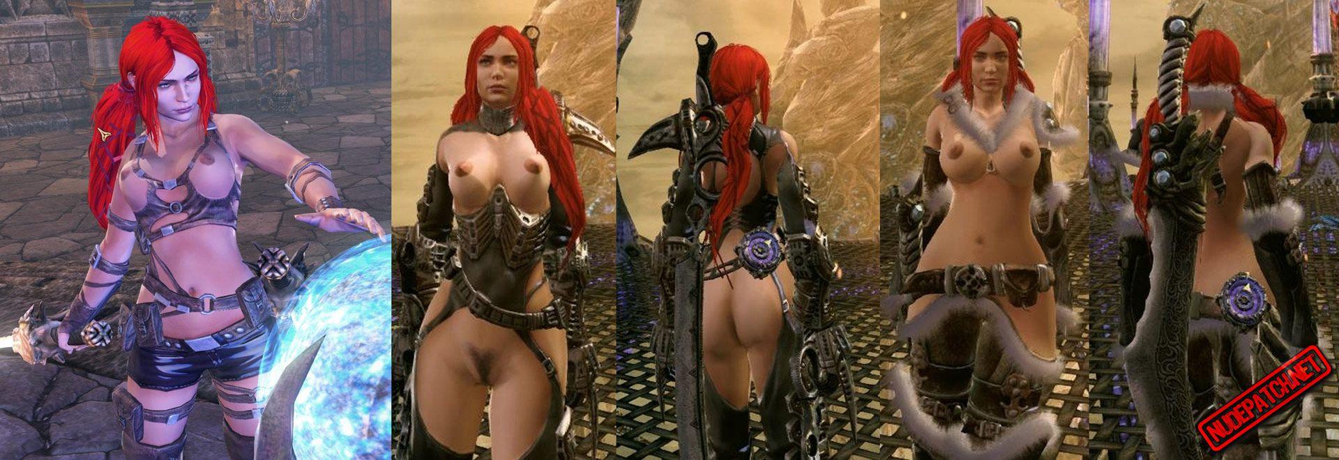 Borderlands Nude Mod Complete blades of time nude mod – heavenly sword