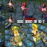 League of Legends - Bit Tits Ultimate Pack