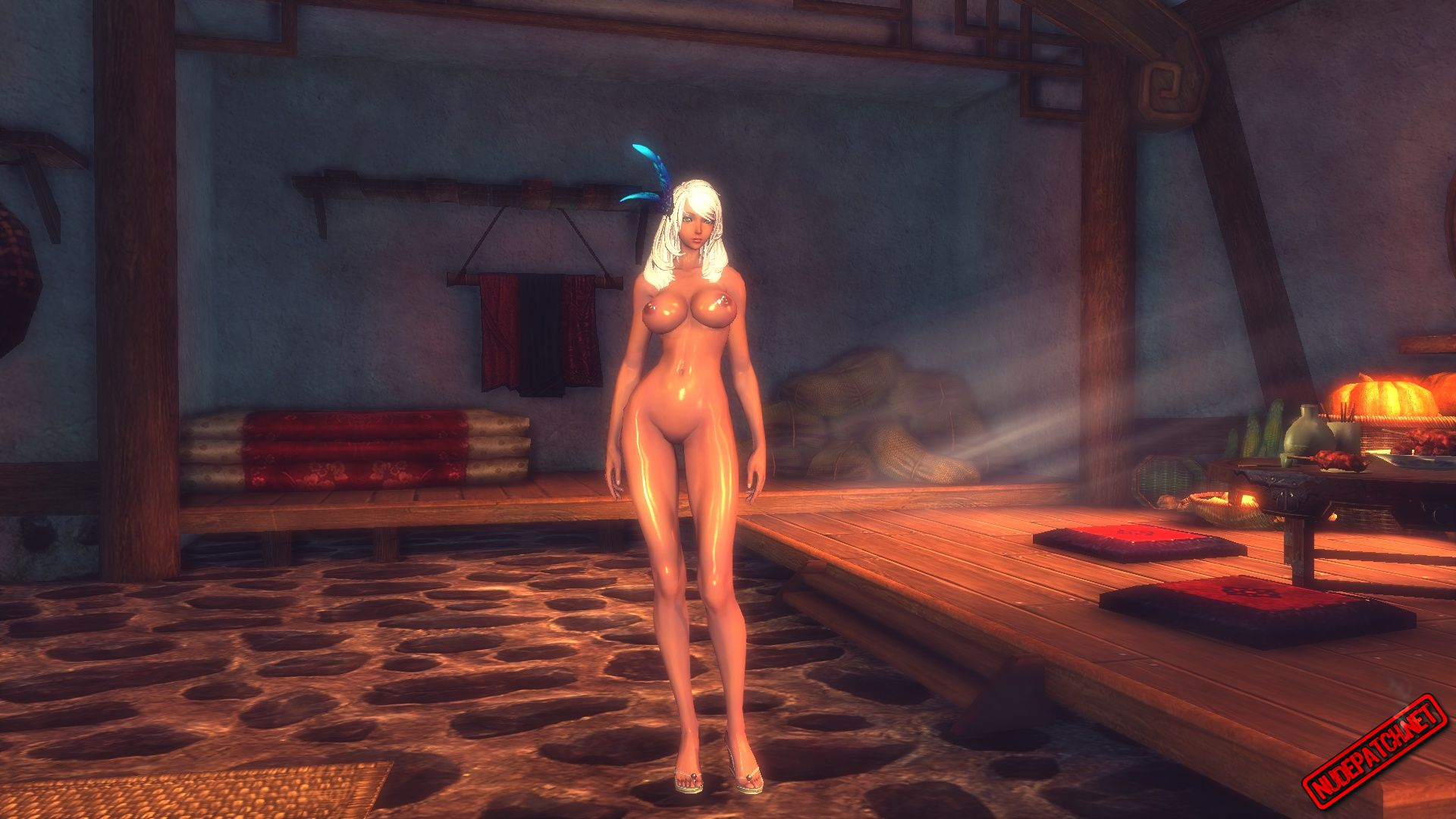 Blade And Soul Naked