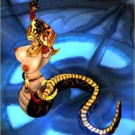 League of Legends Cassiopeia nude patch 2