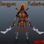 League of Legends Katarina nude 2