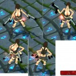 League of Legends Miss Fortune nude skin