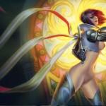 League of Legends nude Fiora