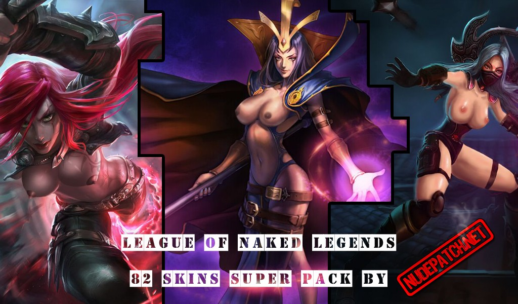 League of Legends-nude skins and naked mods