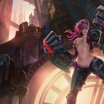 League of Legends nude vi