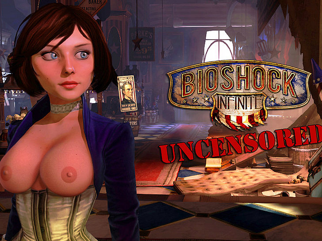 Bioshock Infinite nude patch