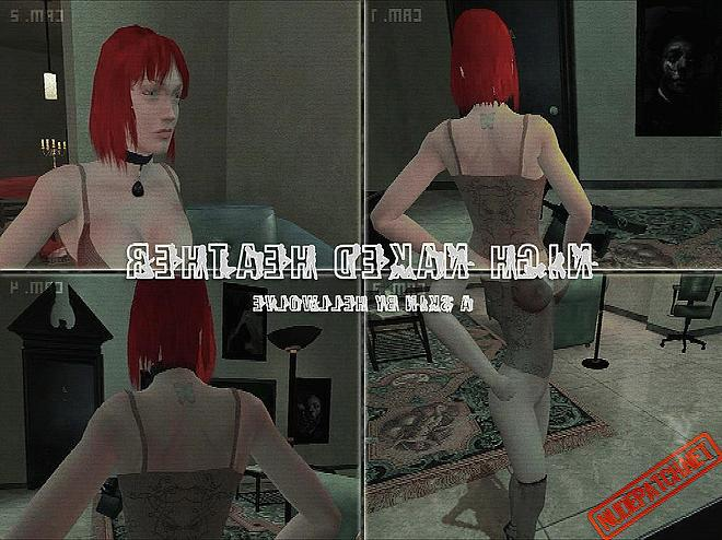 vampire the masquerade bloodlines nude