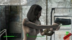 Fallout 4 nude mod for Player and Raiders