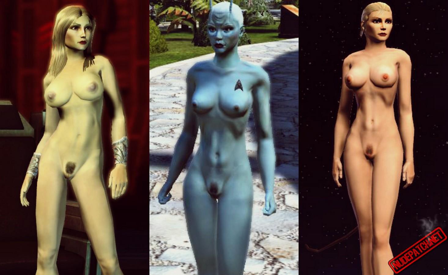 mod Star trek online nude