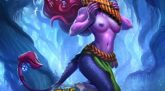 Hearthstone nude mod – The Bitchwood
