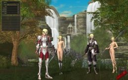 Lineage 2: nude mods pack