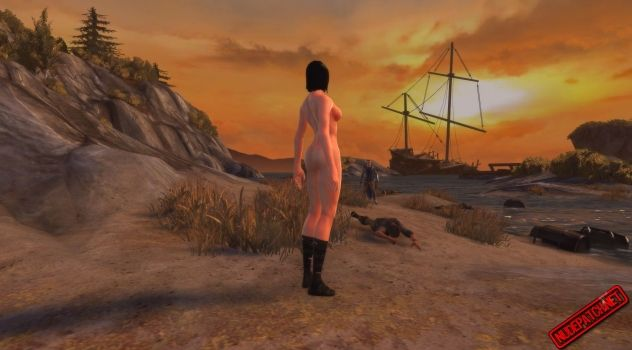 Neverwinter Online: Nude Mod