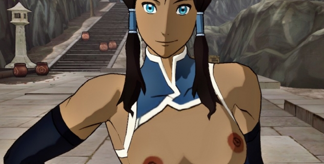 Legend Of Korra Korra Nude
