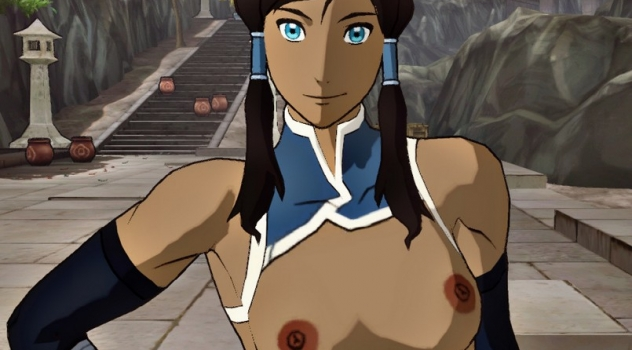 Legend of Korra nude patch