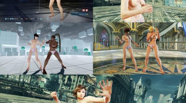Tekken 7 Female Nude