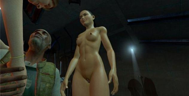 Nude alyx