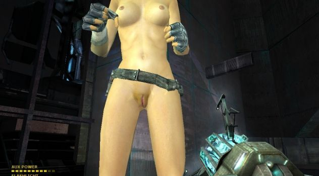 nude for alyx vance Downloadable patch