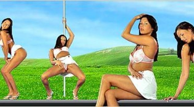 Andie  Desktop Nude Patch, Piercing