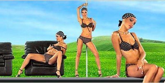 Dorothy Bank Lingerie, Stockings,  Virtual Girl