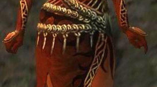 Guild Wars nude mod Xandra