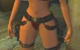 Bikini tomb raider 6 nude patch