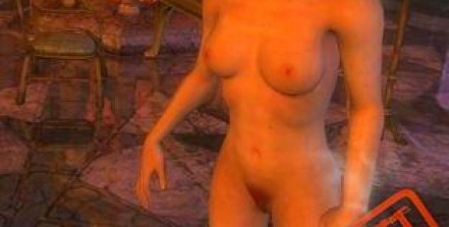Witcher nude patch