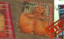 Farcry Magazine Nudity Skins