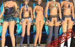 RF online nude mod Cora