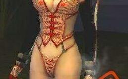 Sexy Topless Rayne