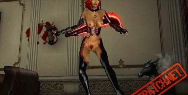 Nude bloodrayne