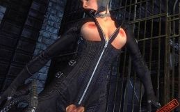 Catwoman Nude Patch – Batman: Arkham City